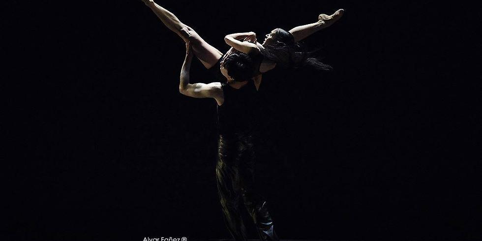 Stage de Danse Contemporaine avec PAUL JULIUS