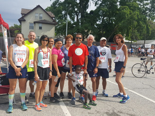 Bellmore Striders Independence Day Run