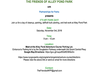 Friends of Alley Pond Park