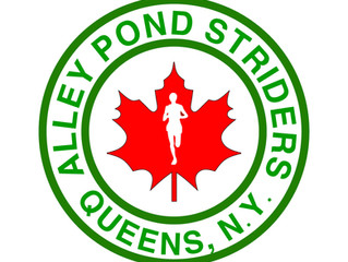 Alley Pond Striders Walking Events