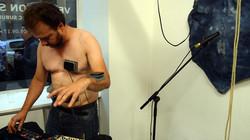Activation des poèmes-tambours