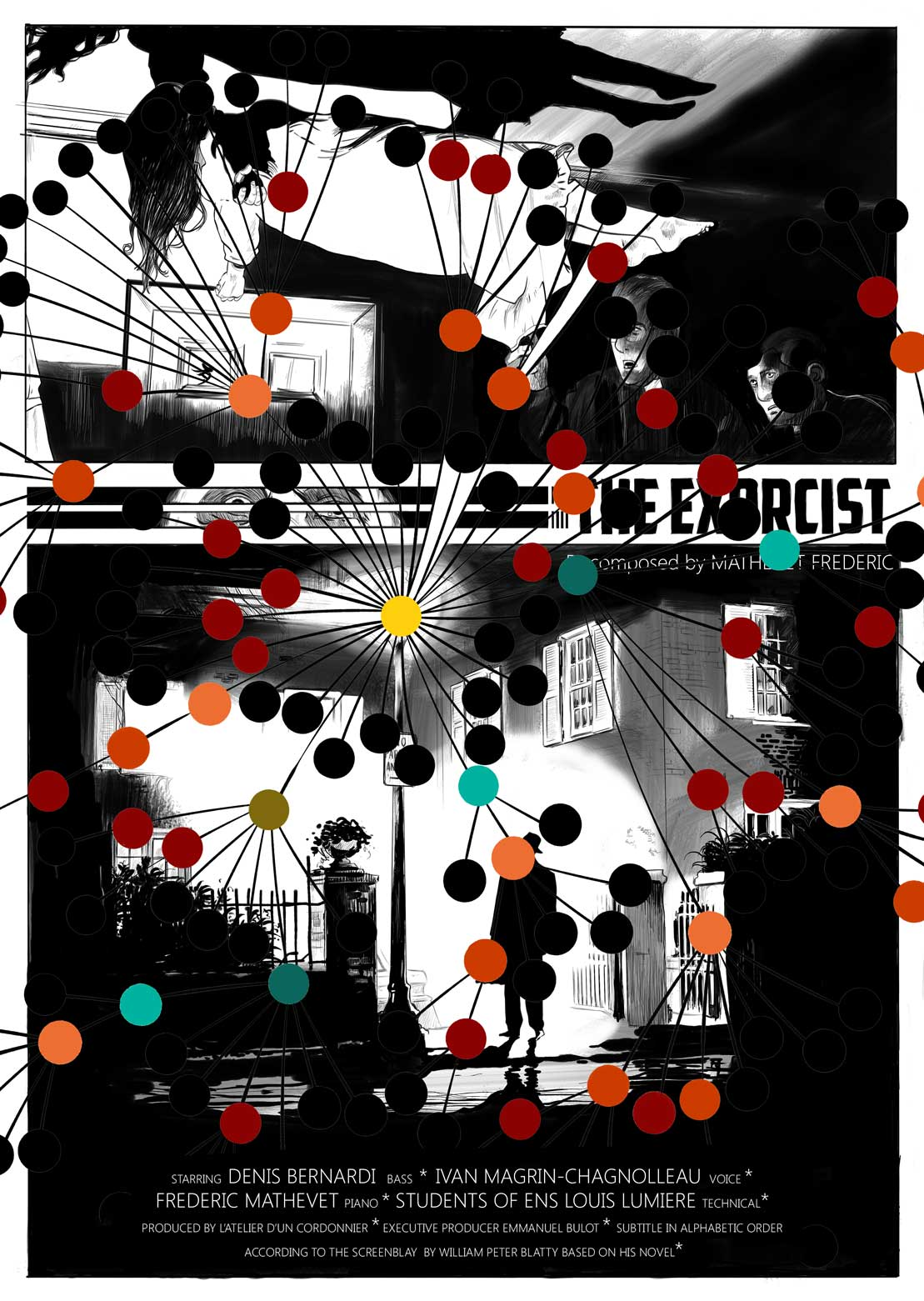 Illustration pour la performance The Exorcist : Antiphon Dub