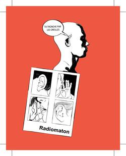 Illustration pour le Radiomaton