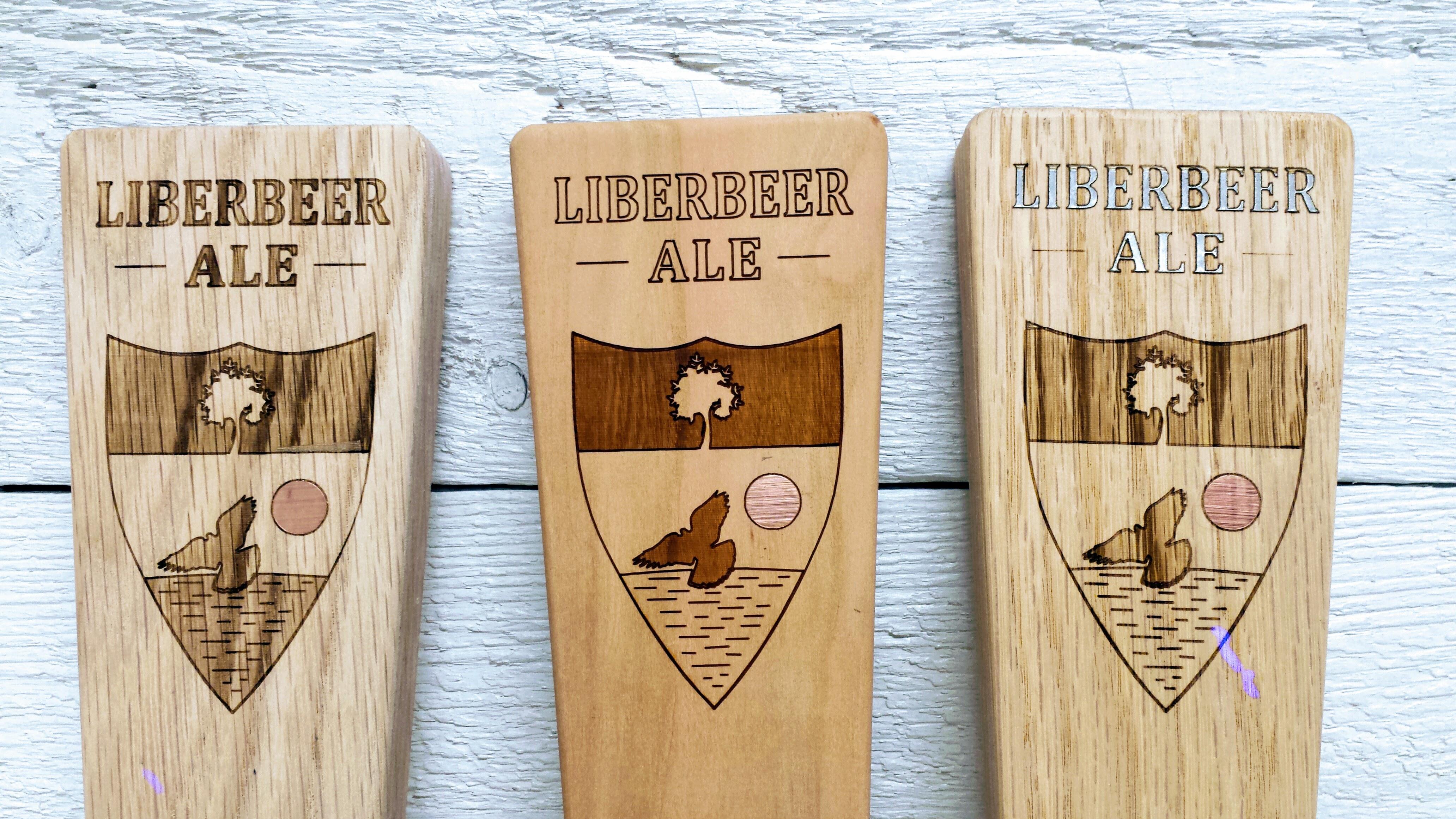 Liberbeer three