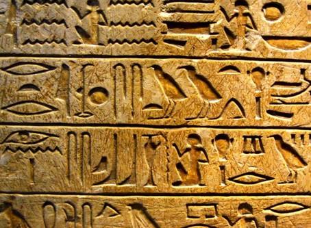 A Arte dos Hieróglifos