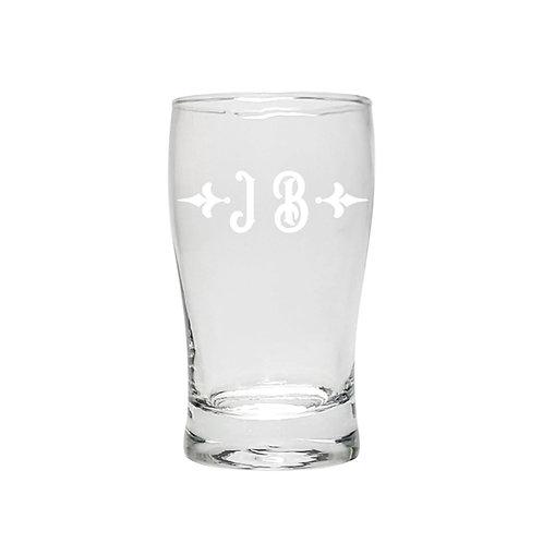 Personalized Beer Wine Flight Sampler Glasses Set of Four