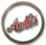 Andle's tap handles logo