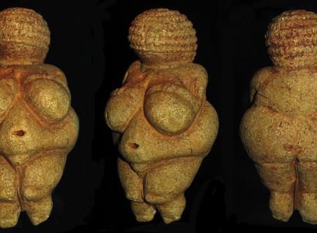 As representações de Vênus na História e o esteriótipo da sedução feminina na arte.