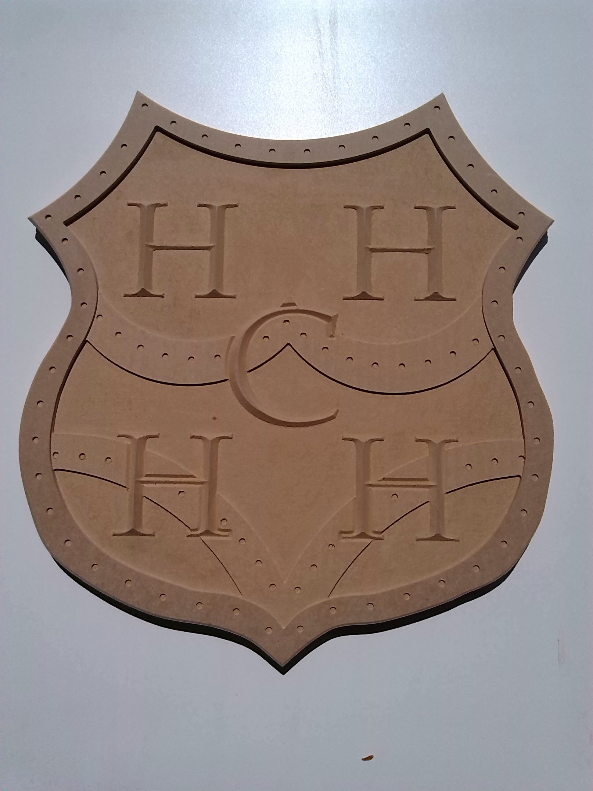 Carved sign CNC router machine made