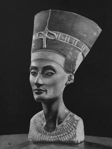 Nefertiti Bust Fernando Couto de Magalhães
