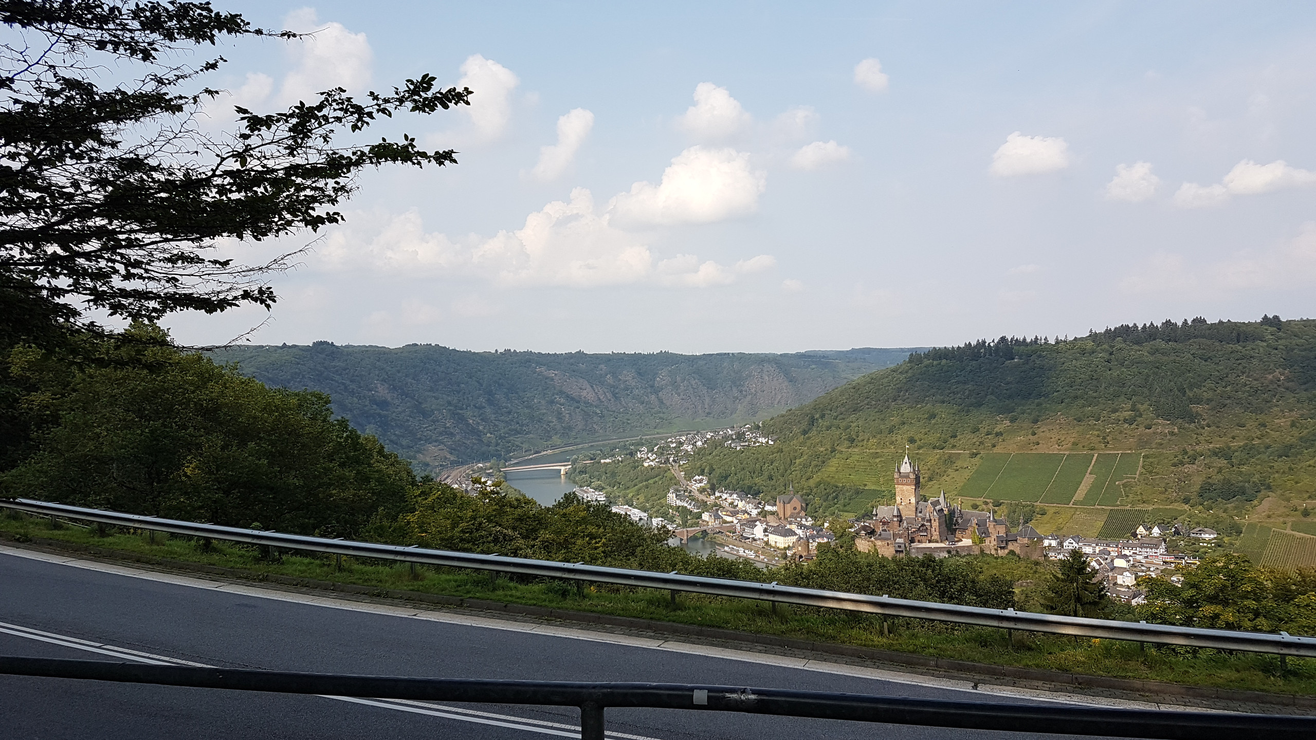 A view of Cochem