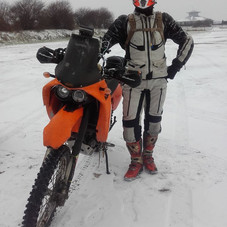 Winter riding. Top tips for all budgets!