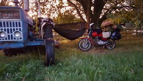 125cc, 2100+miles. Part 1