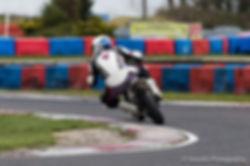 supermoto pitbike clay pigeon raceway