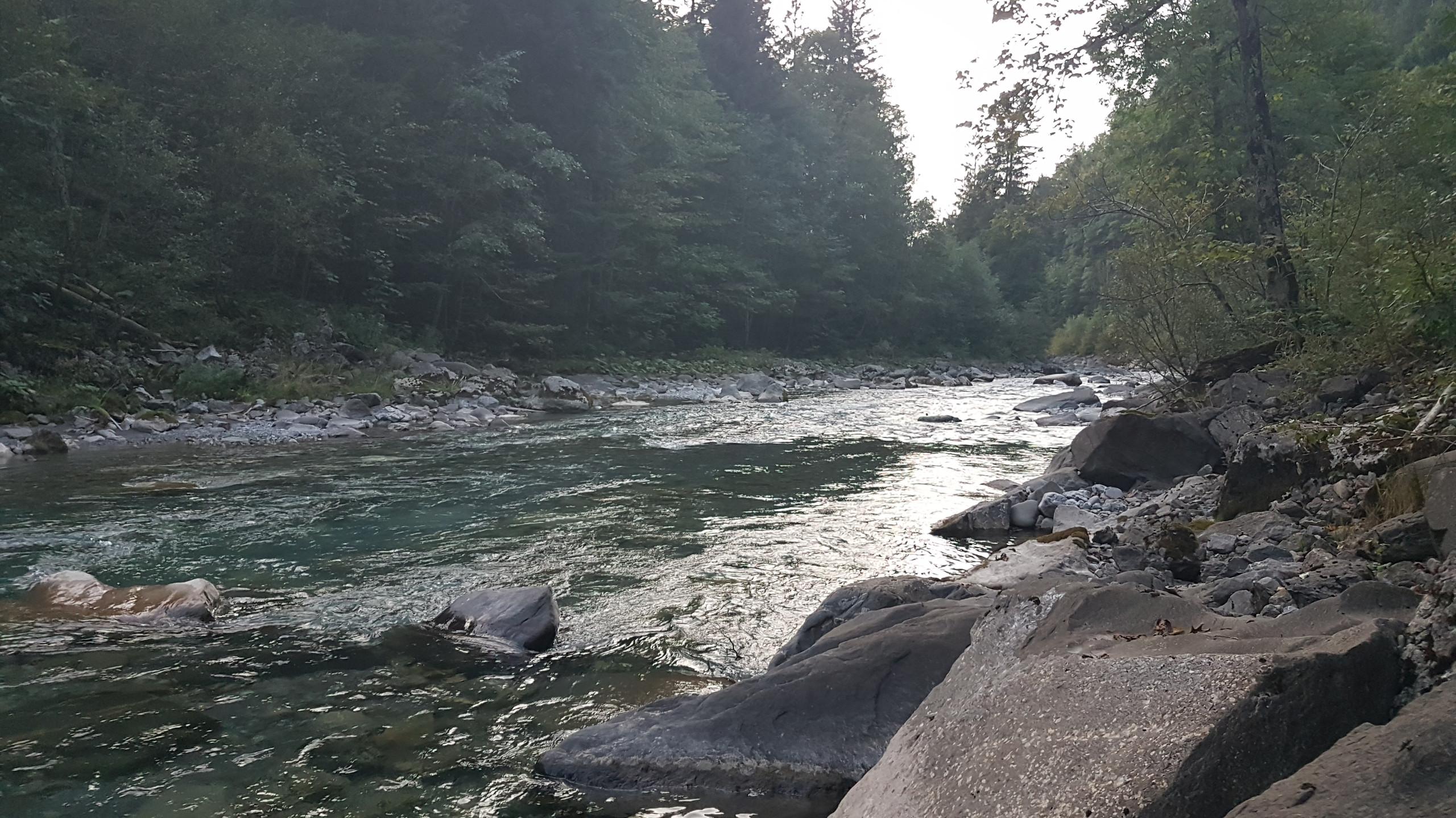 Austrian river 3