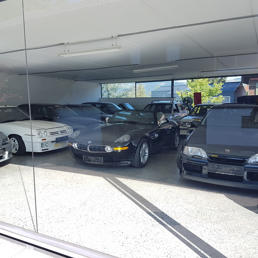 Krumbach Opel Showroom