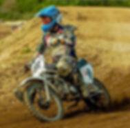 Honda MT50 at the nifty fifty endurance.