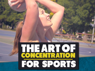 The Art of Concentration: How to concentrate effectively during sports performance.