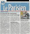 Olivier Lallart_Article_Garçon !