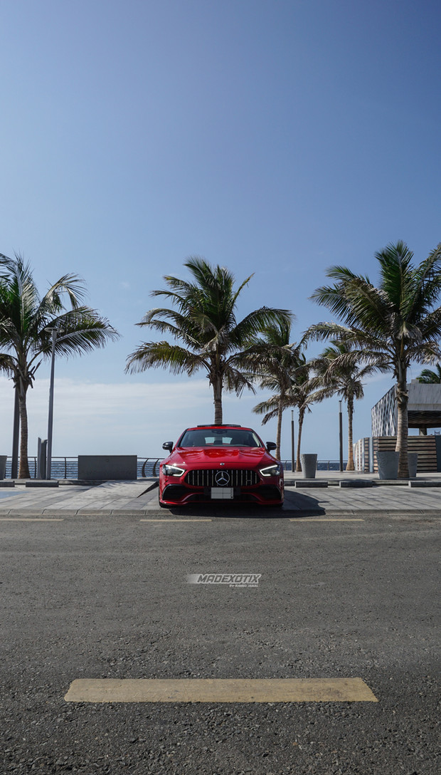 Mercedes-AMG GT 4-doors