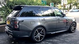 OVERFICH Range Rover