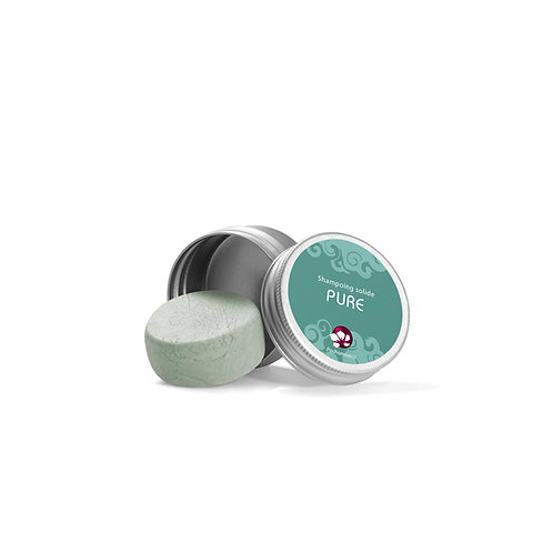 Shampoing Solide PURE - format voyage - Pachamamai