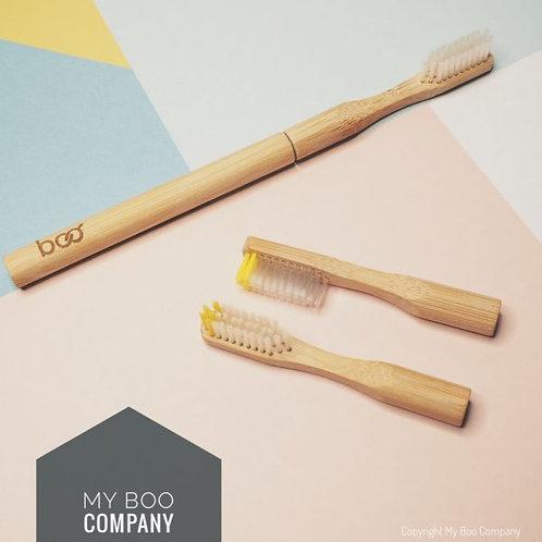 Recharges pour Brosse à Dents en Bambou