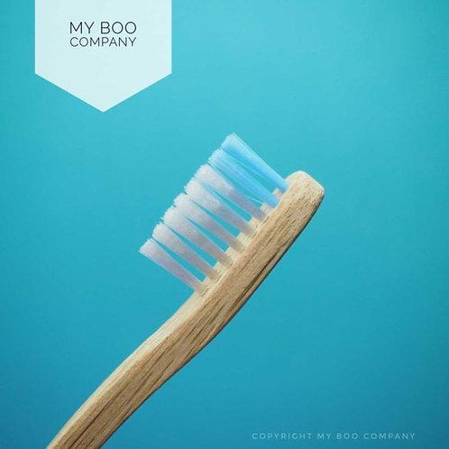Brosse à dents en bambou Adulte Boo