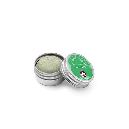 Dentifrice Solide aux 2 Menthes - Pachamamai