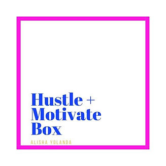 Copy of Copy of Copy of Hustle + Motivat
