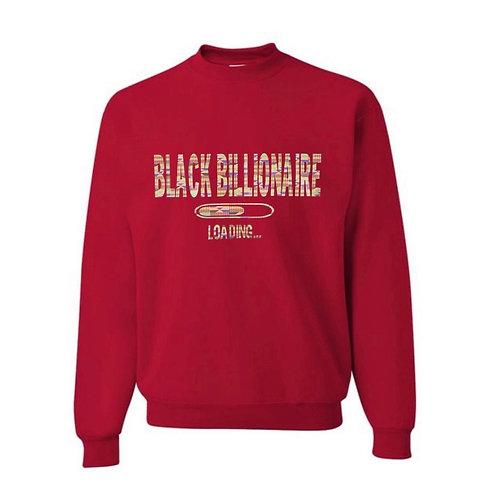 BHM Black Billionaire Loading Sweatshirt