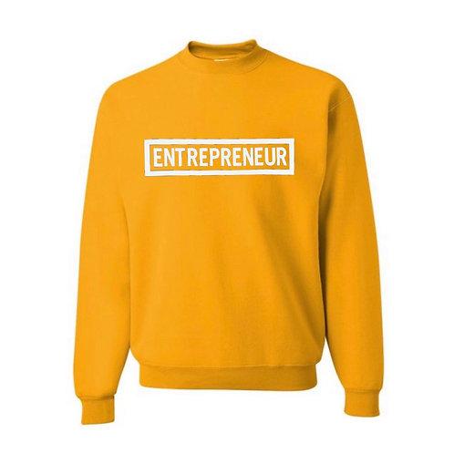 Entrepreneur - White Letters