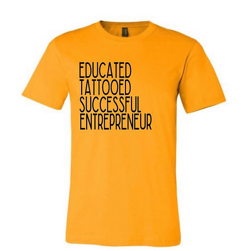 Educated Entrepreneur