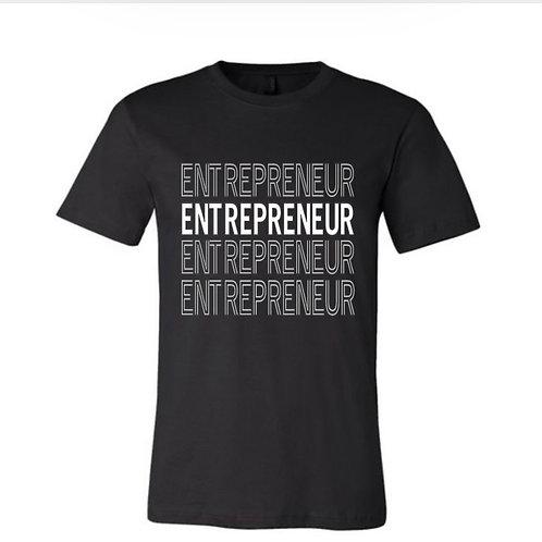 Bold Entrepreneur Tshirt