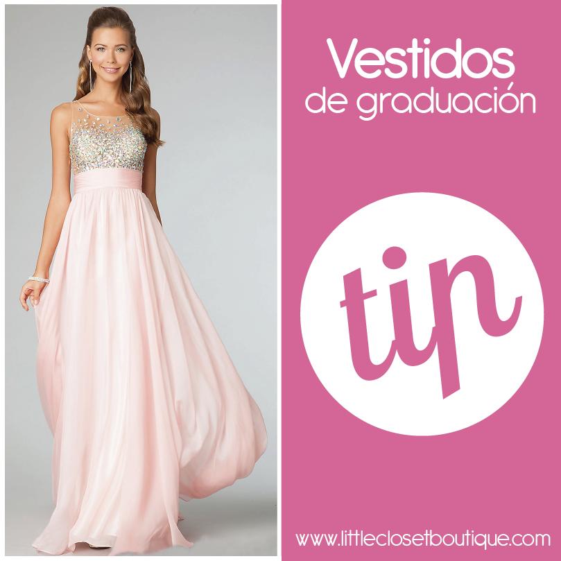 El vestido perfecto para tu graduación | Little Closet Boutique ...