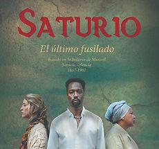 Vince Balanta en SATURIO EL ULTIMO FUSIL