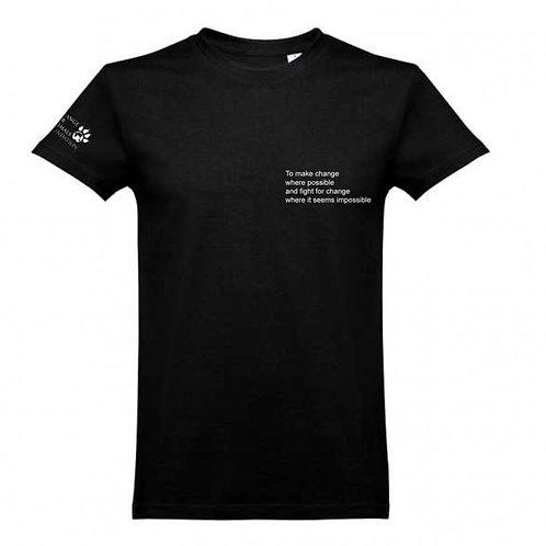 """Men's """"Mission"""" t-shirt"""