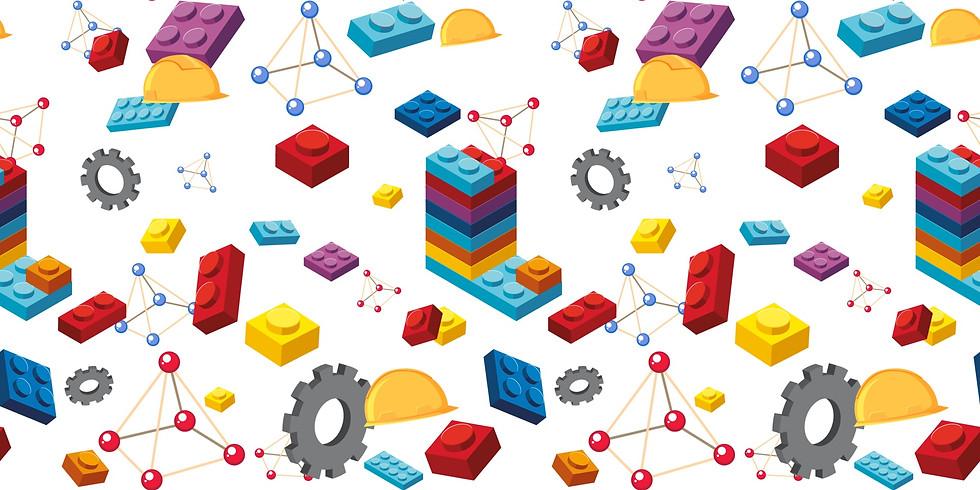 Lego Club Zip Line Challenge