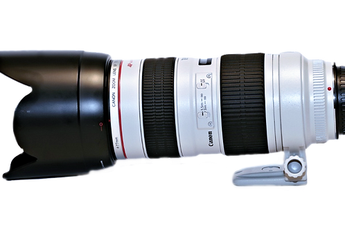 Canon EF 70-200mm L IS series