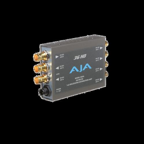 AJA - 1x6 3G Distribution Amplifier
