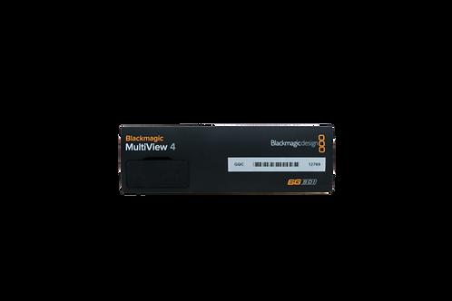 BMD - 4 Ch 3G Multi Viewer