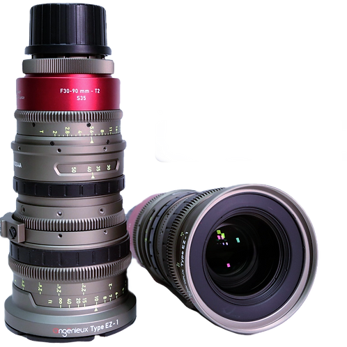 Angenieux EZ1 S35 30-90mm Zoom