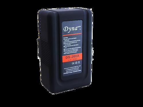 Dynacore DS-260A Batteries