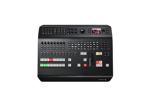 BMD ATEM Studio Pro 4K Live Production Switcher