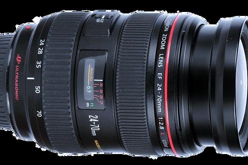 Canon EF 24-70 L Series
