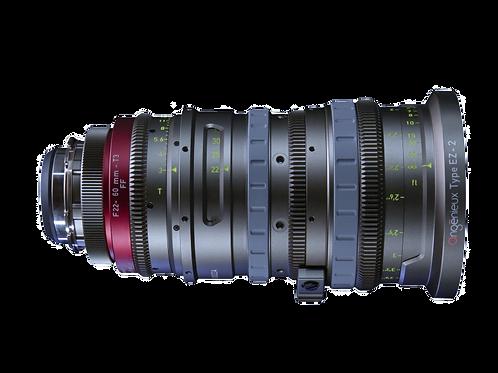 Angenieux EZ2 F.F. 22-60mm Zoom