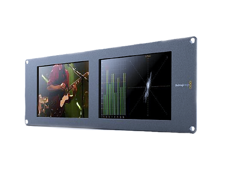 BMD SmartScope Duo 4K Rack-Mounted