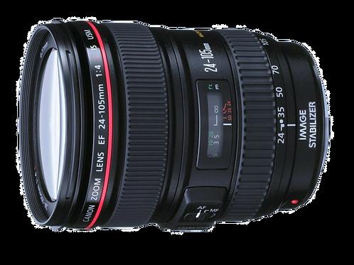 Canon EF 24-105mm L Series