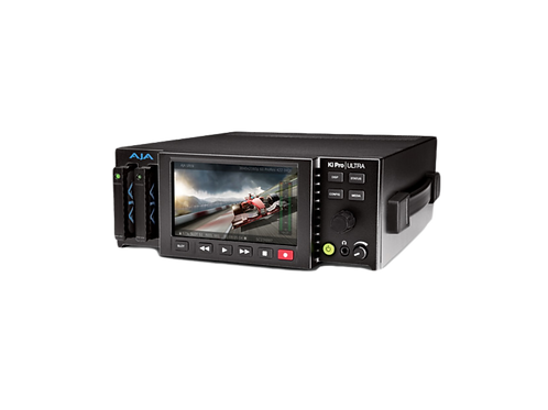 AJA Ki Pro ULTRA 4K SSD Recorder