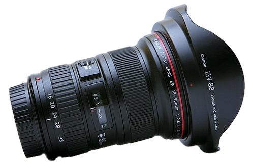Canon EF 16-35mm  L II Series